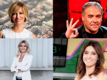 Atresmedia TV lidera en información