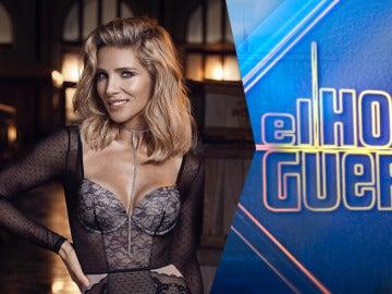 Elsa Pataky se divertirá el miércoles con Pablo Motos en 'El Homiguero 3.0'