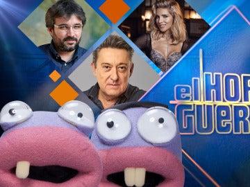 Mariano Peña, Elsa Pataky y Jordi Évole se divertirán la próxima semana en 'El Hormiguero 3.0'