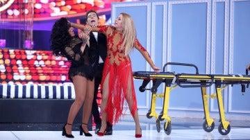 Rihanna y Shakira se someten a una valoración con un inesperado final