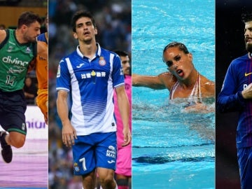 El deporte catalán, en incertidumbre tras la DUI