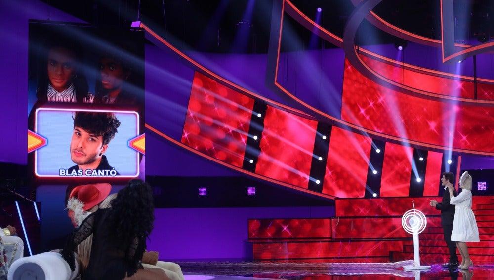 Diana Navarro hará regresar a Blas Cantó en la sexta gala de 'Tu cara me suena'