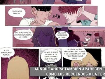 """""""El final de todos los agostos"""" es la nueva propuesta del ilustrador Alfonso Casas"""