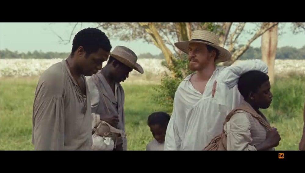 El Peliculón emite '12 años de esclavitud'