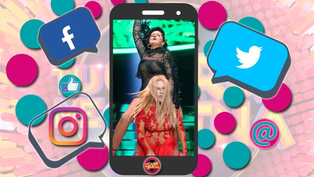 Silvia Abril y La Terremoto de Alcorcón revolucionan las redes sociales