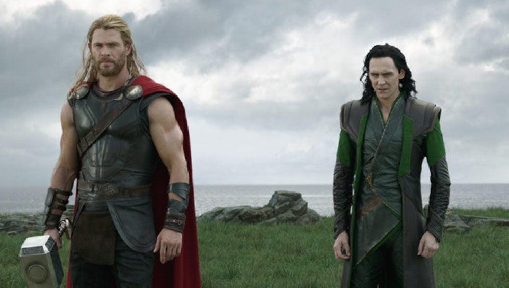 Loki y Thor