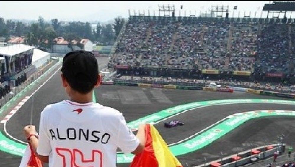Mensaje de Fernando Alonso en redes sociales
