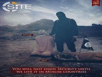 Amenaza del ISIS al Mundial de Rusia