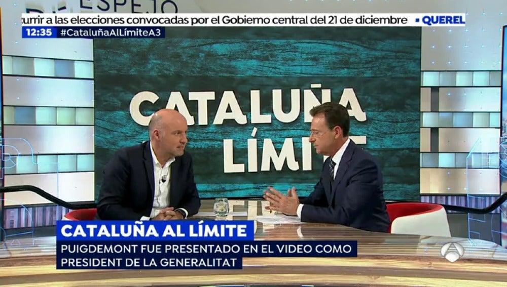 ¿Podría haber incurrido Puigdemont en un delito de usurpación de poderes?