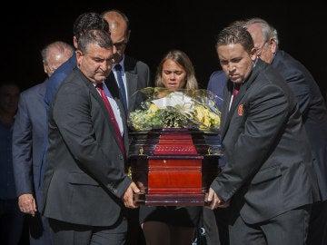 Funeral por la española fallecida en una favela de Brasil