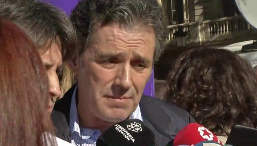 """El vicepresidente de Sociedad Civil Catalana: """"Ha sido una locura que nos ha llevado a un precipicio"""""""