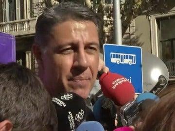 """Albiol: """"Si vamos el próximo día 21 a votar todos, el independentismo no volverá a gobernar en Cataluña"""""""