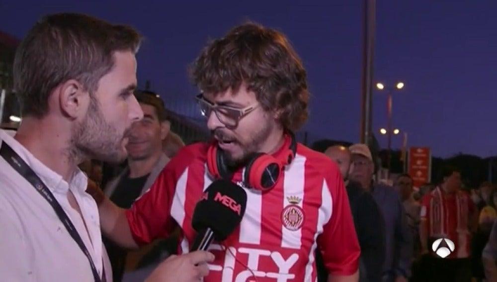 """""""El Girona-Real Madrid es Champions porque somos la república catalana"""""""