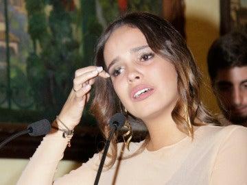 Gloria Camila recordando a su madre Rocío Jurado