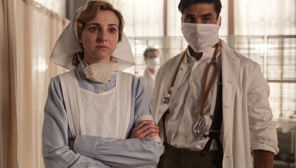 """Magdalena estallará contra Susana: """"Estoy aquí para cuidar enfermos, me da igual dónde hayan nacido"""""""