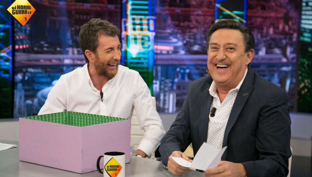Mariano Peña y Pablo Motos