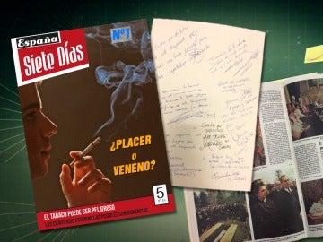 Consigue el primer número del semanario 'España - Siete Días' firmado por los protagonistas de 'Amar es para siempre'