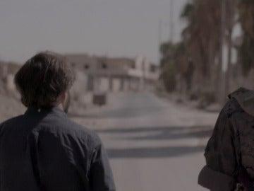 Superdestacado Salvados en Raqqa