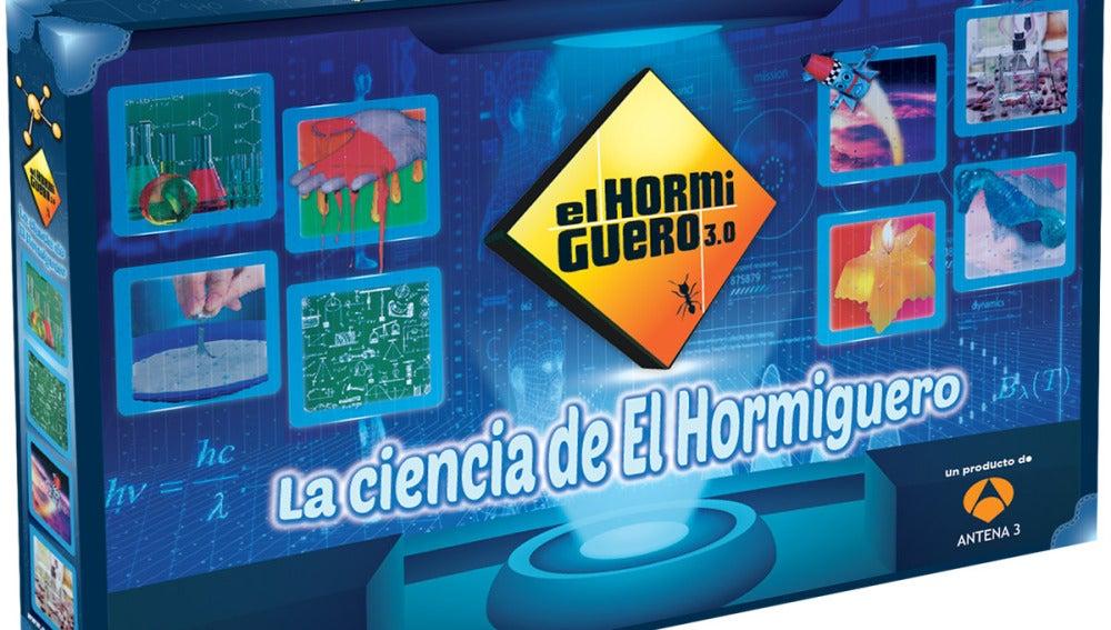 Juego de ciencia de El Hormiguero