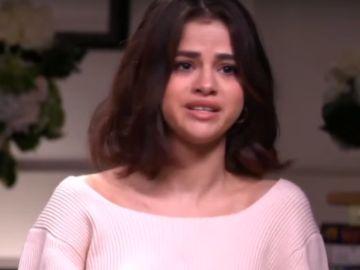 Selena Gomez se emociona al recordar su trasplante de riñón