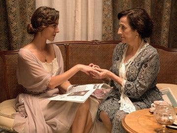 Susana y Manuela sueñan con la inminente boda