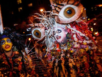 Halloween en Nueva York (31-10-2017)