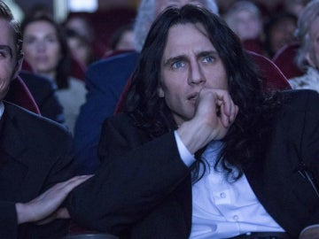 James Franco en 'The Disaster Artist'
