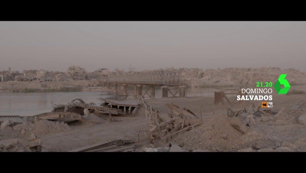 """""""Daesh ha estado gobernando prácticamente la mitad de Irak y más de la mitad de Siria. Todo eso empieza en Raqqa"""": el domingo en Salvados"""