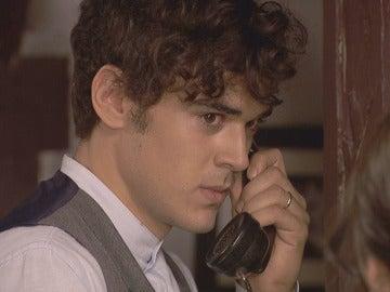 Matías recibe información sobre el paradero de Carmelito