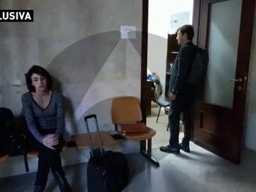Primeras imágenes de Juana Rivas y su expareja Francesco Arcuri juntos por primera vez en año y medio.