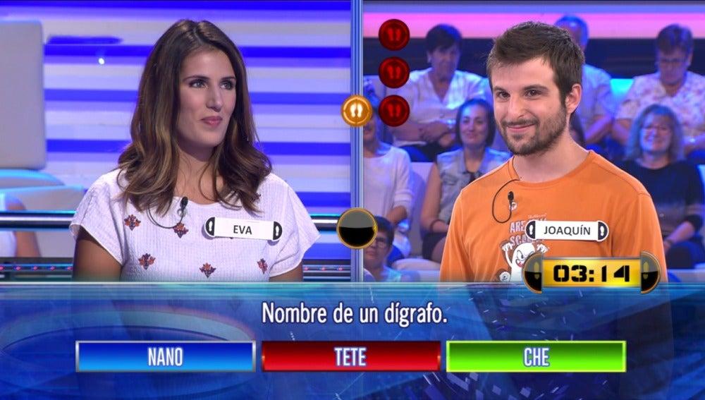 """Los tres imprescindibles valencianos """"ché, tete y nano"""" se cuelan en el plató"""