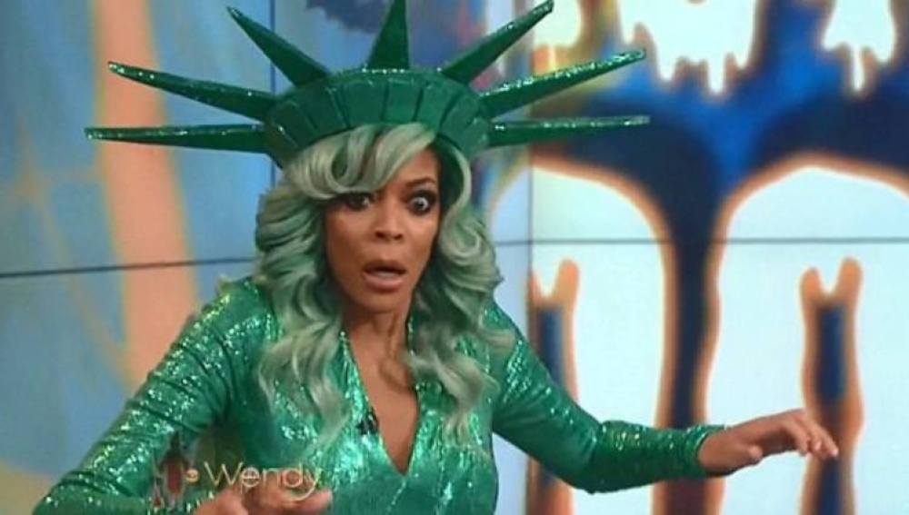 Wendy Williams se desmaya en directo