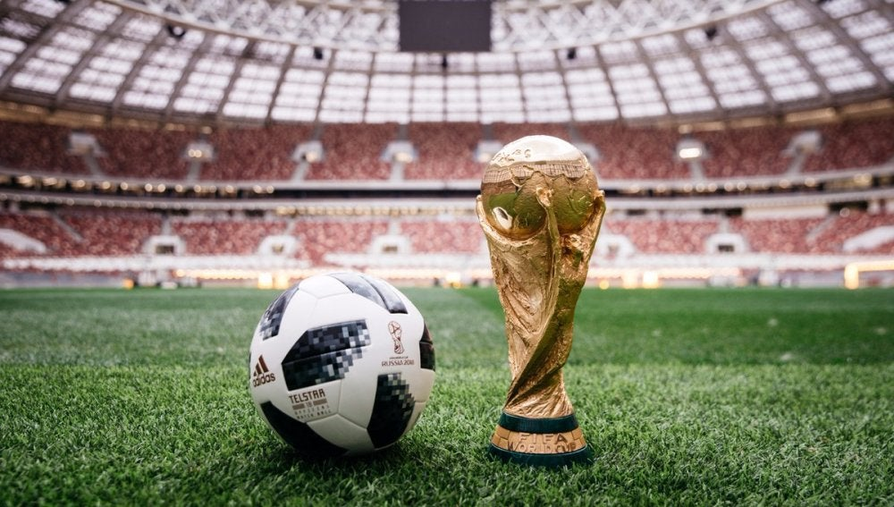 Telstar 18, balón oficial Mundial Rusia 2018
