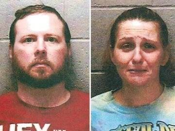 Los padres acusados de matar a su hijo
