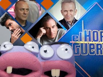 Pablo Alborán, Javier Gutiérrez, José Luis Perales y Jean Paul Gaultier, se divertirán la próxima semana en 'El Hormiguero3.0'