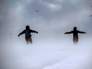 Llegan las primeras nieves a España