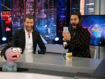'Trancas y Barrancas ponen a prueba el español de Jared Leto