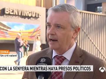 Jordi Medina, de la Asociación 'Un crit Valent'