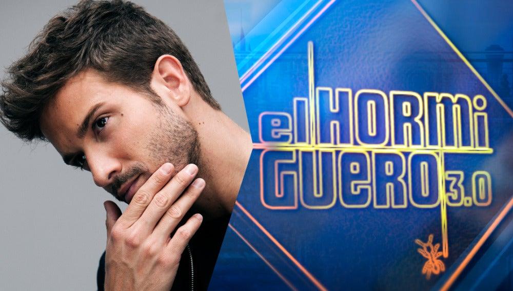 Pablo Alborán presentará su disco 'Prometo' el lunes en 'El Hormiguero 3.0'