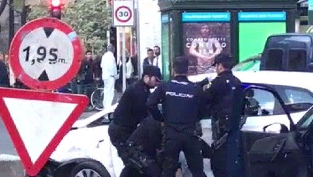 Persecución en Valencia