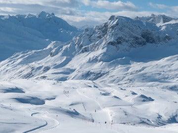 Los Alpes austriacos