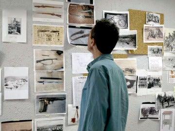 Nos colamos en el departamento de arte de 'Tiempos de guerra'