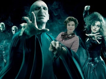 Los villanos de 'Harry Potter'