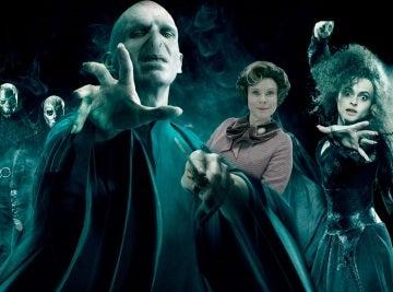 Los villanos de 'Harry Potter'