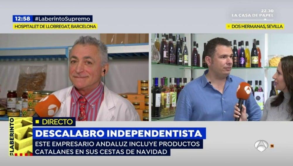 EP empresario catalan
