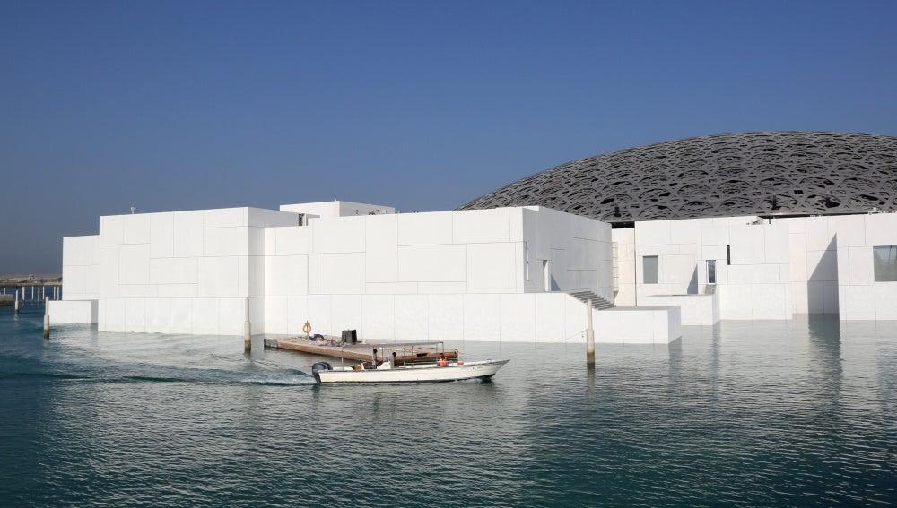 Museo del Louvre en Abu Dabi
