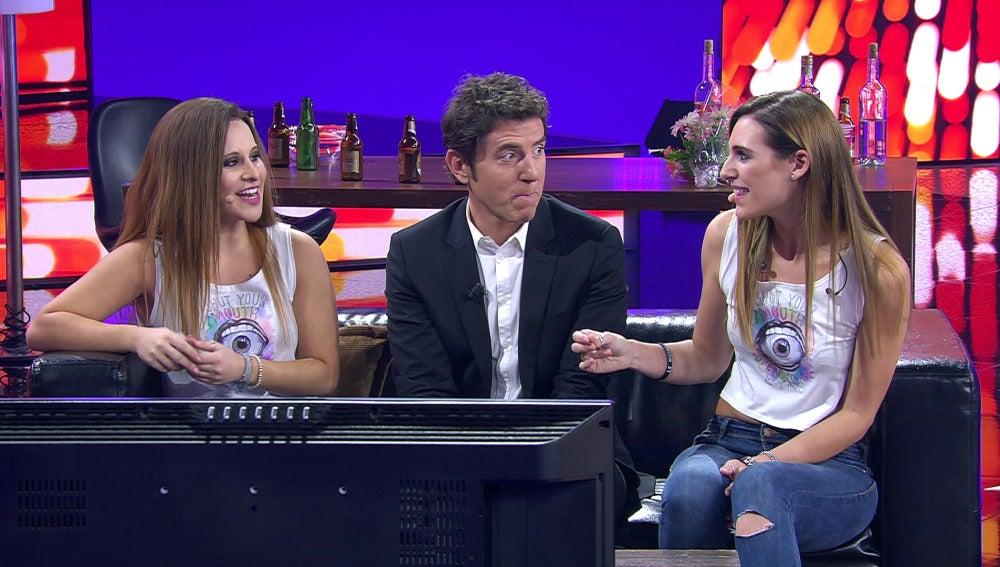Lucía Gil y Conchita se funden en la misma voz interpretando 'Quisiera ser capaz'