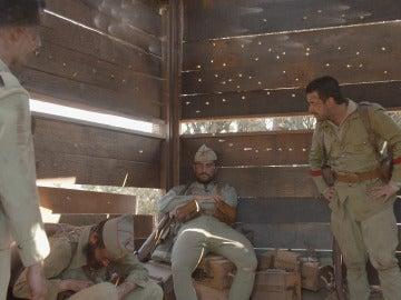 La horrible pesadilla de los soldados en la guerra: los blocaos