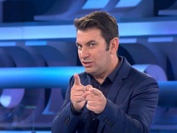 """Arturo Valls: """"Yo quería ser jardinero pero falle en el comentario de tiesto"""""""