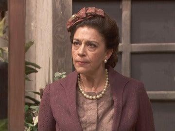 """Francisca a Prudencio: """"Me estás traicionando"""""""